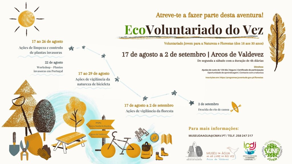EcoVoluntariado do Vez